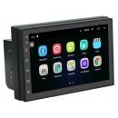Автомультимедийный центр 2DIN Podofo CK1018S (Android 8.1GO)