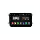 Штатная магнитола FarCar s185 для Volkswagen, Skoda на Android (LY836)
