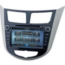 Штатная магнитола Hyundai Solaris (Andriod)