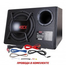 Активный сабвуфер Kicx GT500BPA