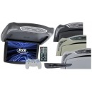 Потолочный монитор INTRO JS-1340 DVD, TV, USB, SD