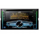 Автопроигрыватель CD/MP3 2DIN JVC KW-R920BT
